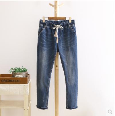กางเกงสาวอ้วนพลัสไซต์ 2XL-5XL