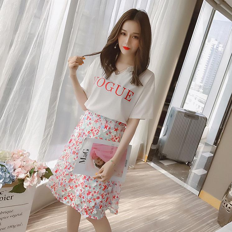 JY21877#เสื้อแฟชั่นสไตล์เกาหลีแบบเรียบหรู