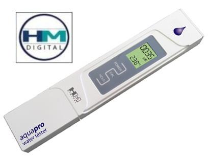 EC METER Aquapro รุ่นAP2 วัดค่าการนำไฟฟ้าในน้ำ