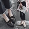 รองเท้าแฟชั่น รองเท้าคัทชูหัวแหลม