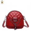 กระเป๋า Beibaobao ของแท้ รุ่น BP007 (Red)