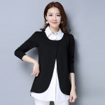 เสื้อผ้าคนอ้วนราคาถูก Large size women t-shirt shirt female