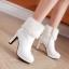Boots รองเท้าบูท หนังพร้อมขนเฟอร์ หวานๆ ด้านในเป็นกำมะหยี่ งานดีเหมือนแบบค่ะ แถมที่รองเท้าขนแกะนุ่มๆด้วยน้าาา thumbnail 6