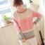 Sweetie Sweater เสื้อไหมพรมสีหวาน พร้อมส่ง thumbnail 4