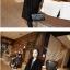 เสื้อโค้ทกันหนาว สไตล์เกาหลี ทรงสวย Classic ผ้าสำลีเนื้อเบา บุซับในกันลม สีดำ พร้อมส่ง thumbnail 2