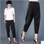 กางเกงสาวอ้วนพลัสไซต์M-5XL