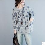 เสื้อผ้าตัวใหญ่ไซต์เดียวอก100ซม.UP