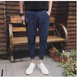 กางเกงขายาวผู้ชาย กางเกงแฟชั่น*วัดไซต์ให้แน่ใจก่อนสั่ง*