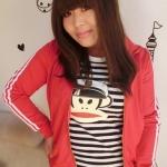 เสื้อผ้าแฟชั่น เสื้อแฟชั่นเกาหลี XL 2XL 3XL