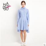 เสื้อแฟชั่นผู้หญิงสไตล์ยุโรป จาก HYDมีไซต์S-2XL