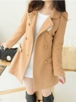LADY COAT เสื้อโค้ทกันหนาว ทรงหวานๆ สไตล์เกาหลี พร้อมส่ง