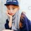 ผ้าพันคอไหมพรม เกาหลี สีเทา มิกกับชุดไหนก็สวย ใส่ได้ทั้งผู้ชายและผู้หญิง พร้อมส่ง thumbnail 1