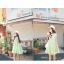 เสื้อตัวยาว/ mini dress สุดน่ารัก ผ้าฝ้ายปักลายหวานๆ พร้อมส่ง thumbnail 12