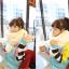 ผ้าพันคอกันหนาว ไหมพรม เกาหลี สีขาว เข้าได้กับทุกชุด พร้อมส่ง thumbnail 2