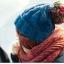 ผ้าพันคอ ไหมพรม เกาหลี มิกกับชุดไหนก็สวย พร้อมส่ง thumbnail 2