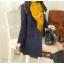 LADY COAT เสื้อโค้ทกันหนาว ทรงหวานๆ สไตล์เกาหลี พร้อมส่ง thumbnail 15