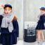 ผ้าพันคอไหมพรม เกาหลี สีเทา มิกกับชุดไหนก็สวย ใส่ได้ทั้งผู้ชายและผู้หญิง พร้อมส่ง thumbnail 3