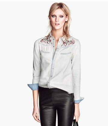 เสื้อผ้าสไตล์ยุโรป ฮอลลิวู้ด S M L XL XXL